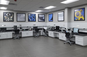 LECO Corporation Metallography Lab in St Joseph MI USA