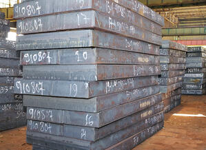 Stack of Steel