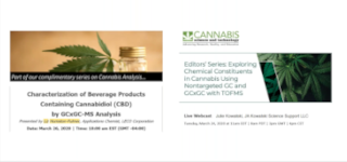 Video Thumbnail for Cannabis Potency Presentation from LECO