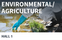 Virtual Trade Show Hall 1: Environmental and Agriculture